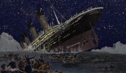 """Gdy tonął """"Titanic"""" gentelmeni z pierwszej klasy masowo poszli na dno [FELIETON]"""