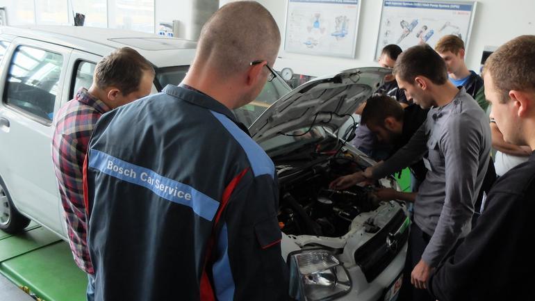 Diagnostyka silników Diesla z systemem common rail