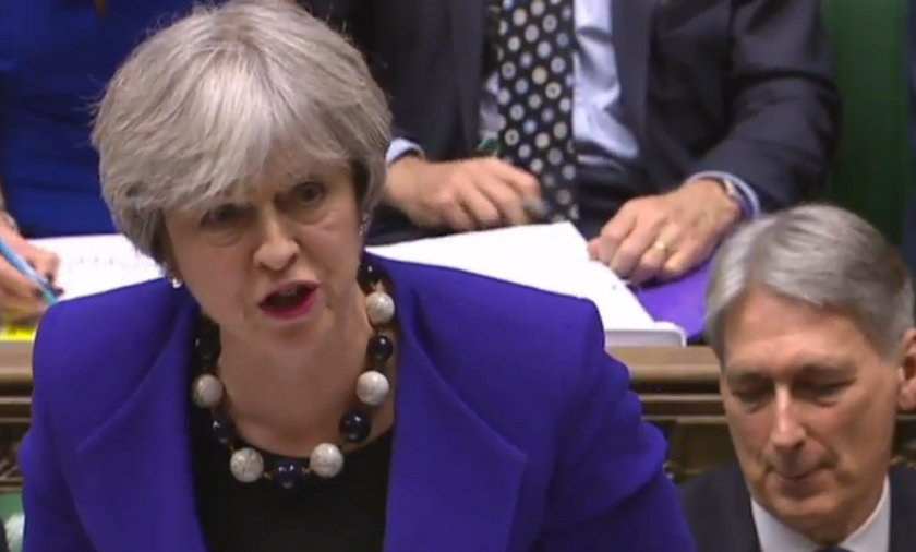 Theresa May zapowiedziała wydalenie rosyjskich dyplomatów