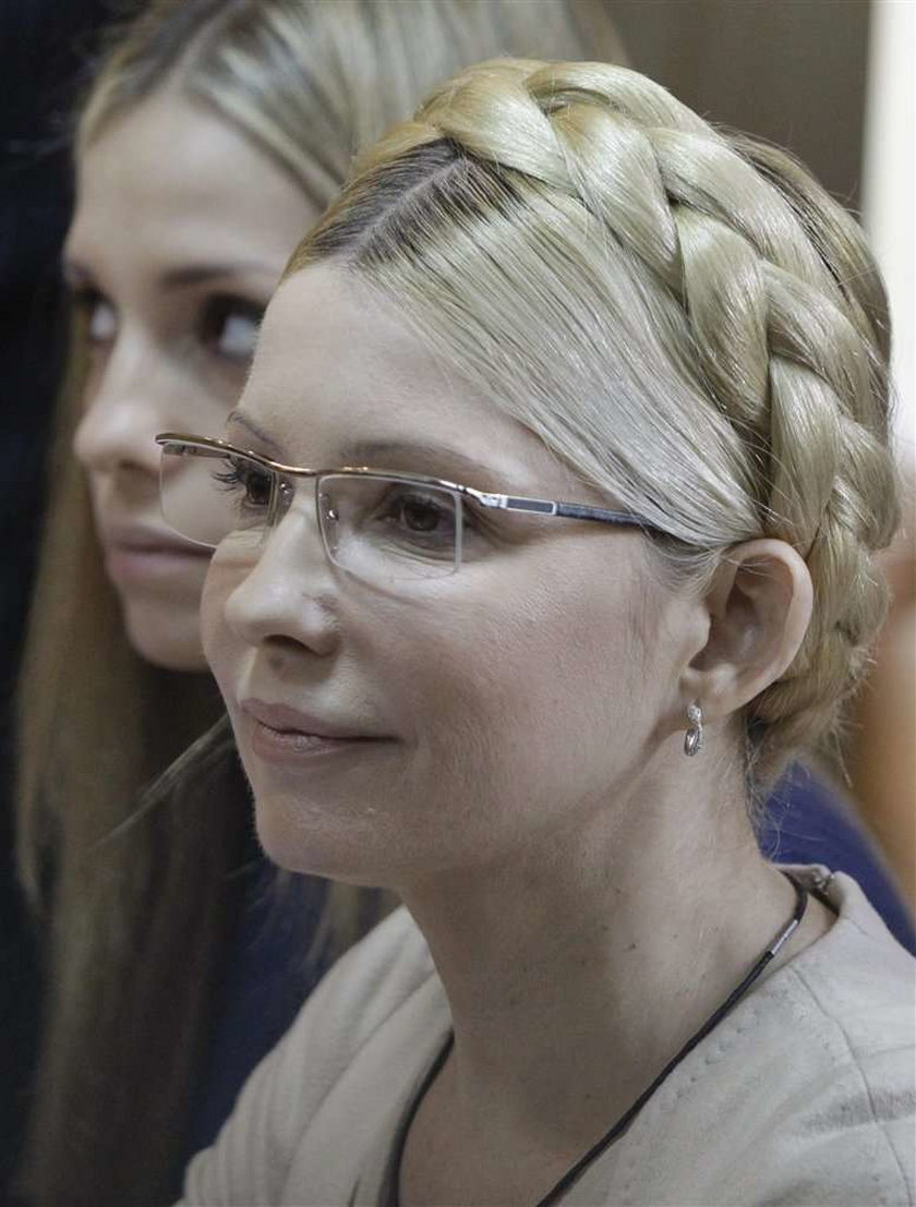 Córka Tymoszenko: Chcą ją zabić!