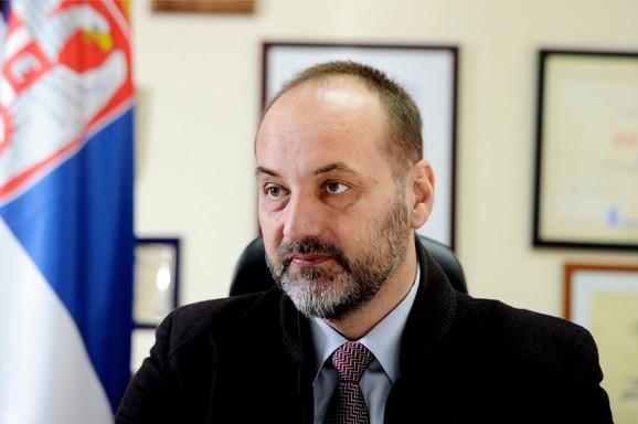 Saša Janković tvrdi da je 7. septembra uputio ministru Aleksandru Vulinu zahtev za sastanak
