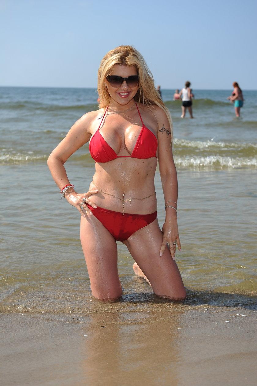 Co sie teraz nosi na plaży