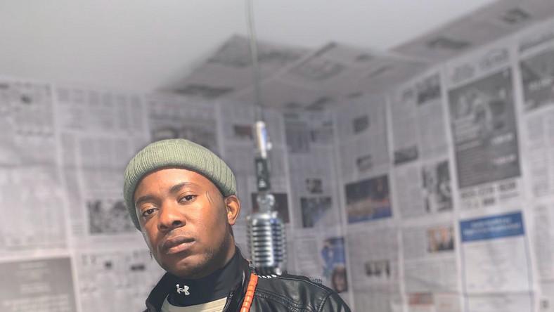 Kris Zaga. (Pulse Nigeria)