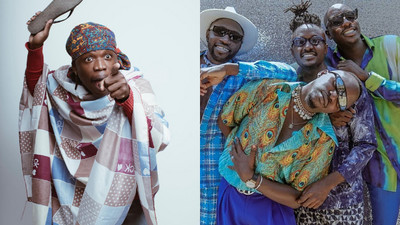 KOT hurl Unprintable insults at Flaqo after trying to defend Sauti Sol