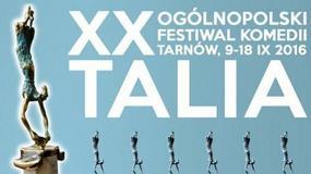 Dziewięć spektakli w konkursie Festiwalu Komedii Talia w Tarnowie