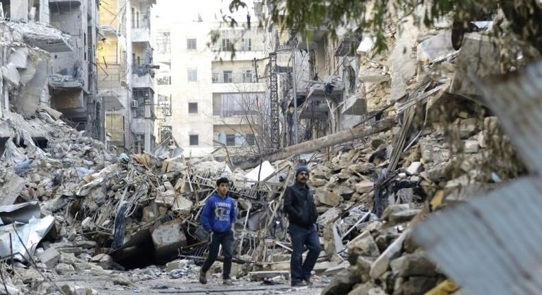 More than 310,000 people have been killed and millions more displaced by Syria's bitter six-year conflict