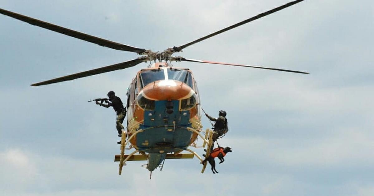 NAF confirms helicopter crash in Enugu, no casualty - Pulse Nigeria