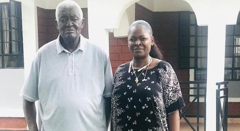 Renowned Benga singer Suzanna Owino loses her Father