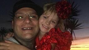 Popek wystąpił razem ze swoją córką podczas finału WOŚP