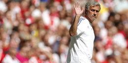 Jose Mourinho znów bohaterem skandalu!