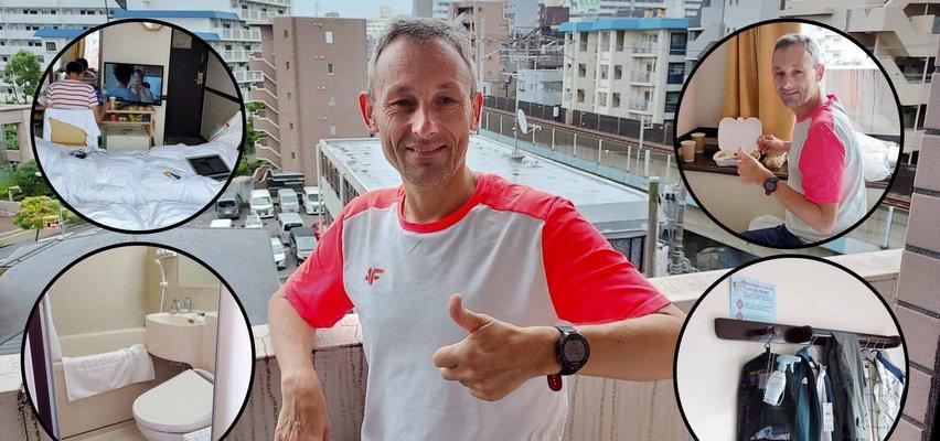 """Tak mieszkają dziennikarze w Tokio. """"Jemy na parapecie! A toaleta ..."""""""