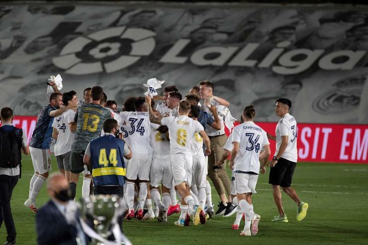 Detalji sa utakmice Real Madrid - Viljareal