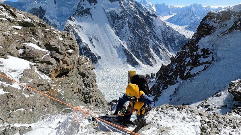 Magdalena Gorzkowska pierwszą kobietą na szczycie K2 zimą?