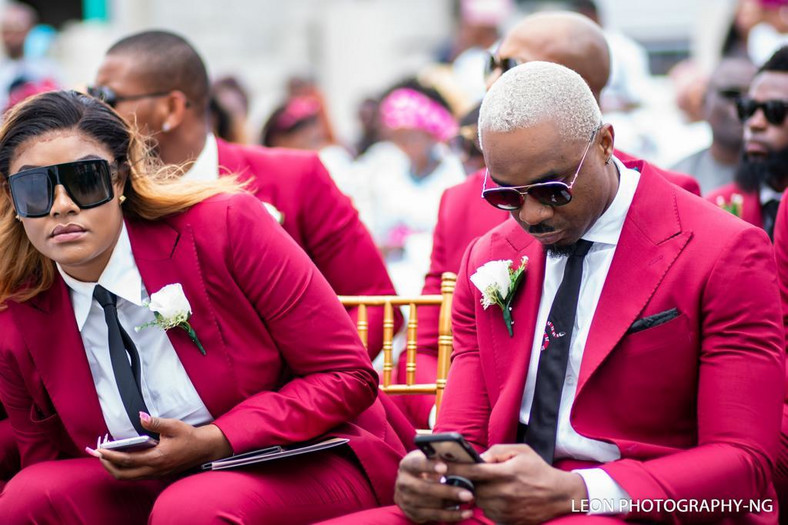 What wedding guests look like in 2019