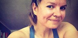 Marta Manowska pokazała brzuch. Motywuje do ćwiczeń
