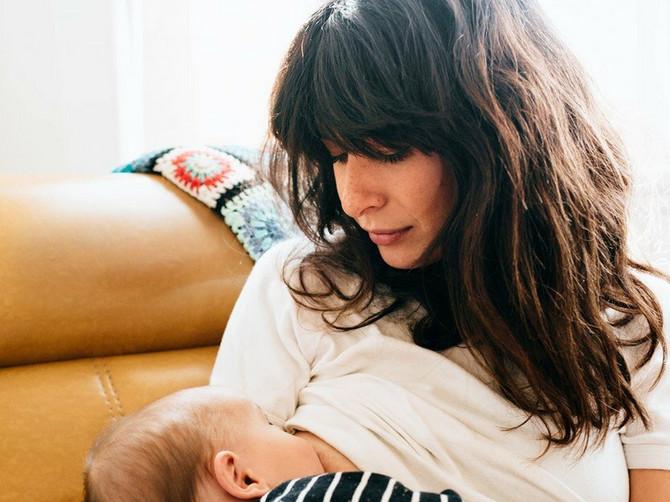 Preporuke SZO su da dojenje treba da traje najmanje godinu dana