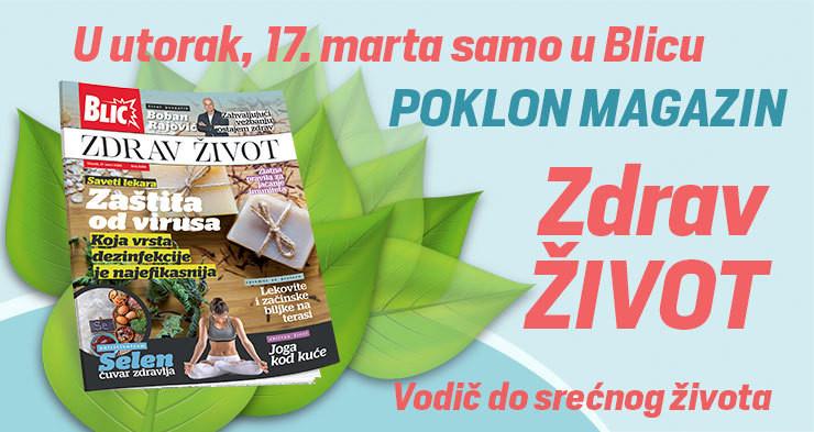 "Magazin ""Zdrav život"""