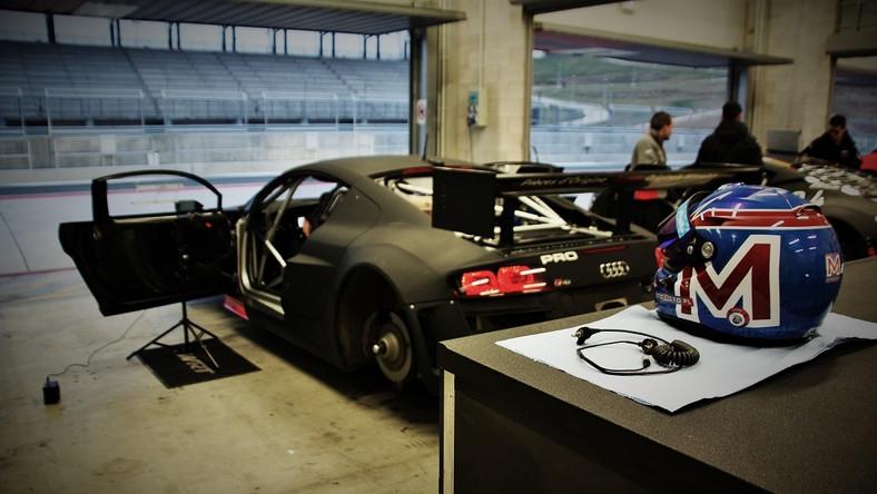 Pierwszy Polak w FIA GT Series?