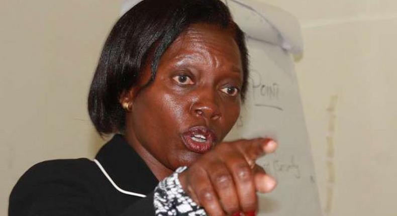 Martha Karua during a past function