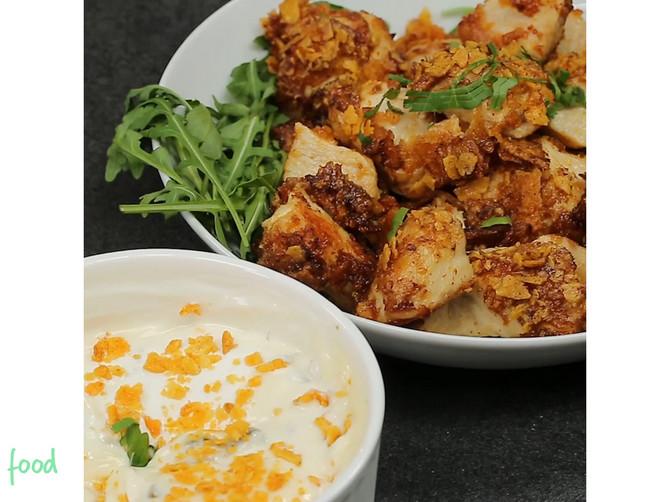 Hrskava piletina sa majonezom na POTPUNO NOVI način: Ovo je jelo apsolutno FANTASTIČNOG ukusa!