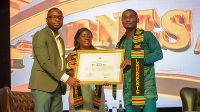 Blogger Ghkwaku honoured at 20th Millennium Excellence Awards