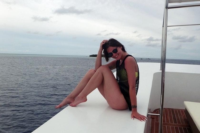 Honorata Skarbek, Honey w kostiumie kąpielowym