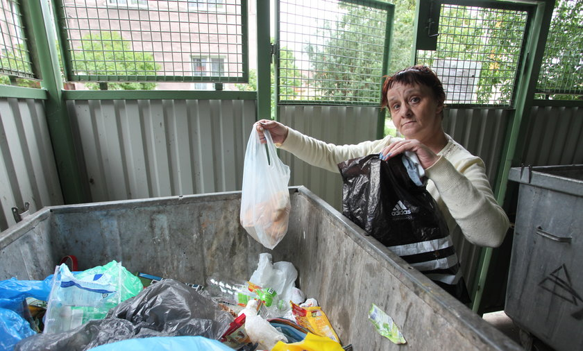 Nie chcemy płacić haraczu za śmieci!
