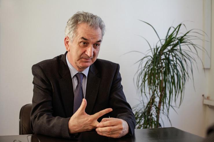 Mirko Sarovic ministar spoljne trgovine BiH