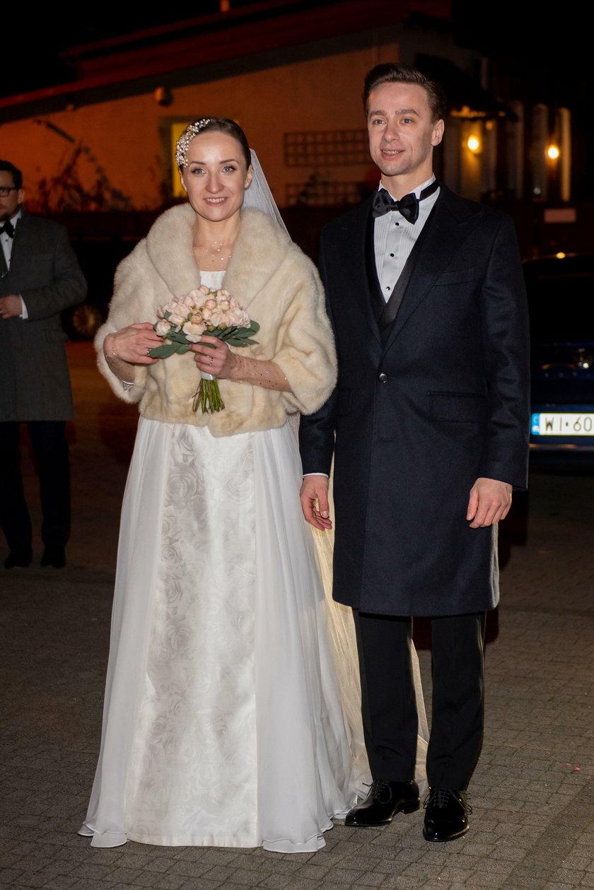 Karina i Krzysztof Bosakowie