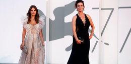 Maja Ostaszewska i Weronika Rosati na festiwalu w Wenecji. Wyglądały zjawiskowo