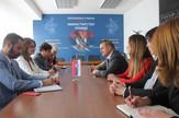 Sastanak ministarke pravde sa predstavnicima Udruženja sudija i tužilaca