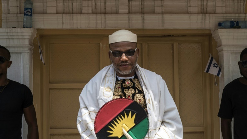 IPOB Leader, Nnamdi Kanu plans to attend parents burial in February. (Punch)
