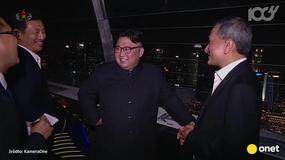 Telewizja w Korei Północnej w końcu pokazała szczyt Kim - Trump