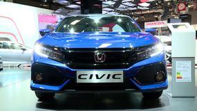 Nowa Honda Civic - europejska wersja modelu (Targi Paryż 2016)