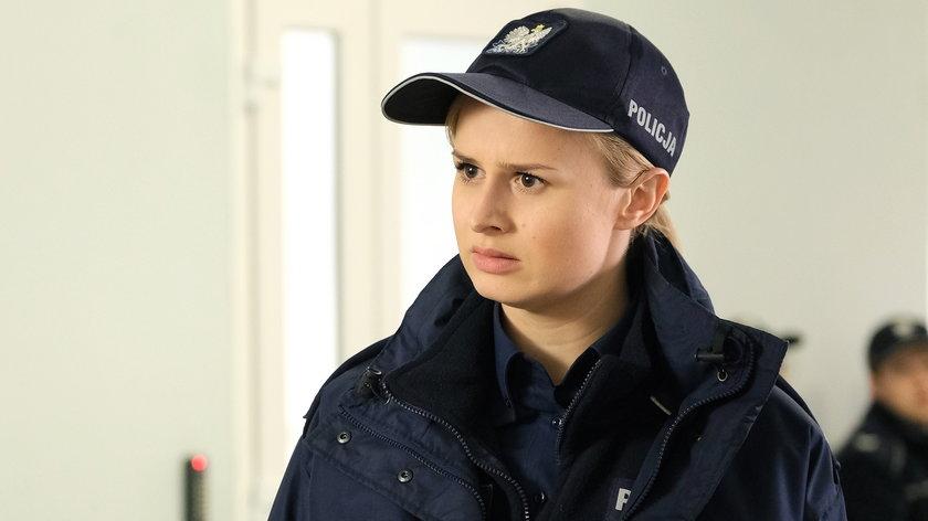 """Barbara Wypych jest gwiazdą """"Stulecia Winnych"""". Wcześniej grała policjantkę w """"M jak miłość"""""""
