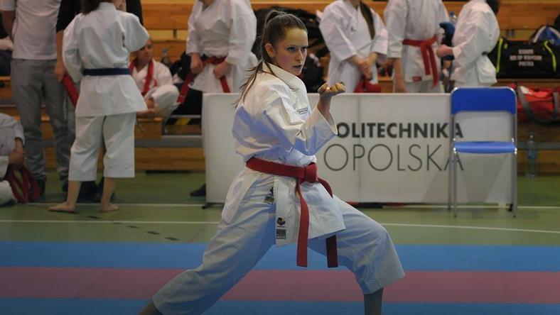 AMP w karate