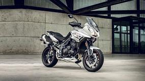 Nowy motocykl Triumph Tiger Sport zostanie zaprezentowany w Londynie