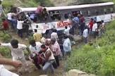Indija, autobus, nesreća