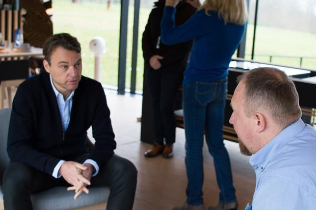 Laurens Van Den Acker, szef designu Renault