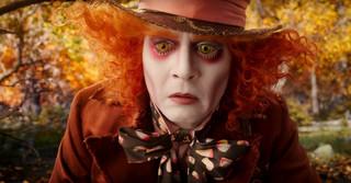 W krainie czarów i magii. 'Alicja po drugiej stronie lustra' w kinach