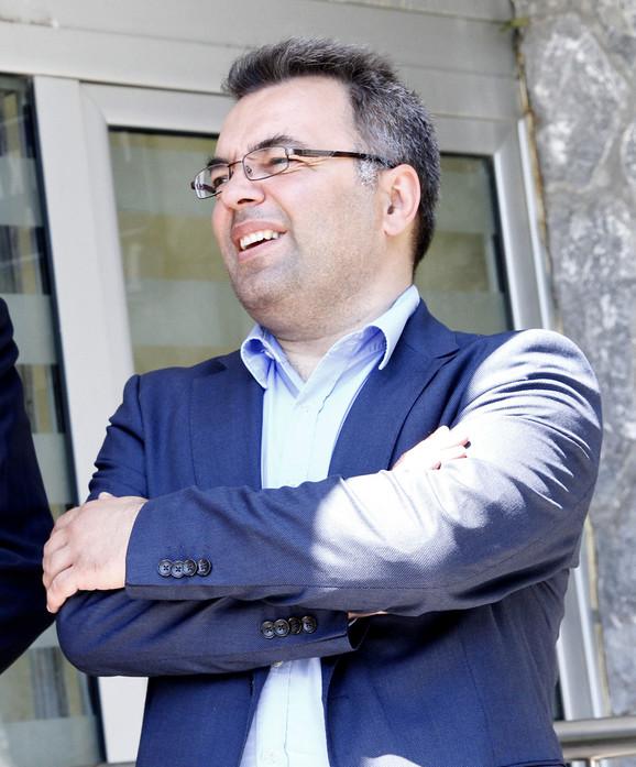 Bojan Dimitrijević: Nama tu nije mesto