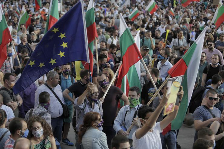 Bugarska, protesti