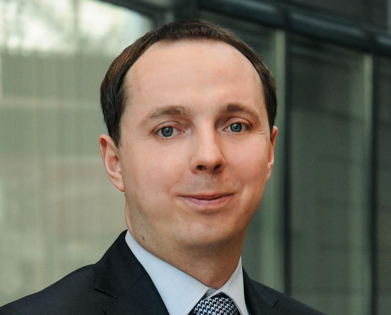 Artur Kalisiak, koordynator ds. projektów strategicznych TLP