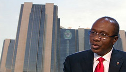 CBN Governor, Godwin Emefiele. [Vanguard]