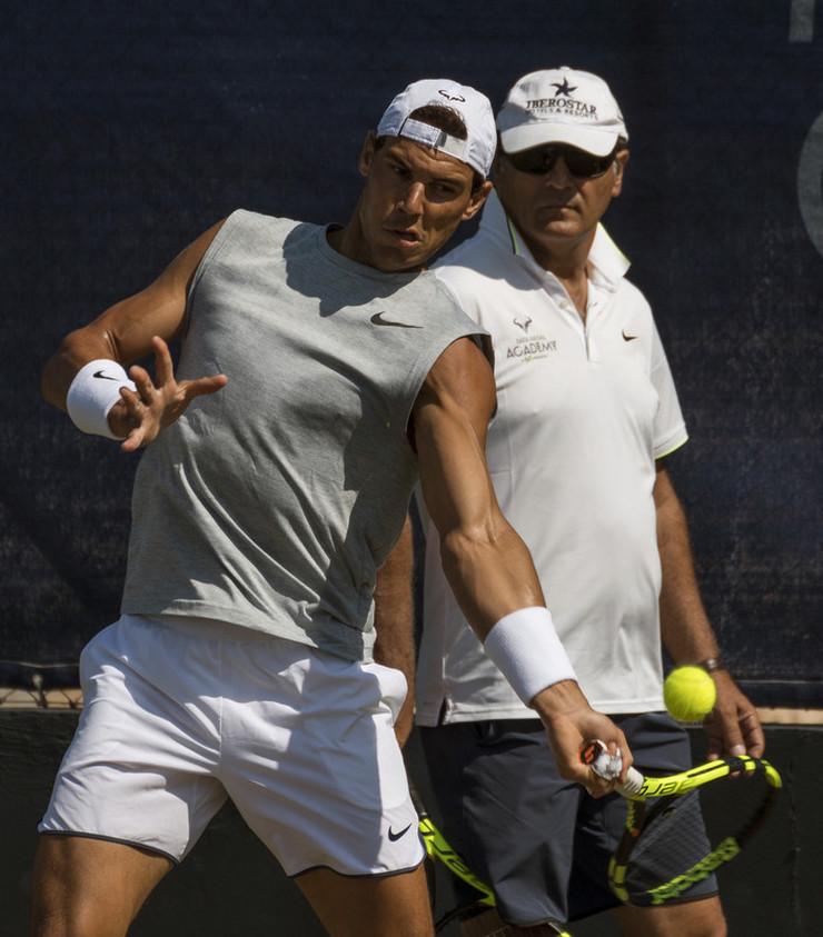 Toni i Rafa Nadal