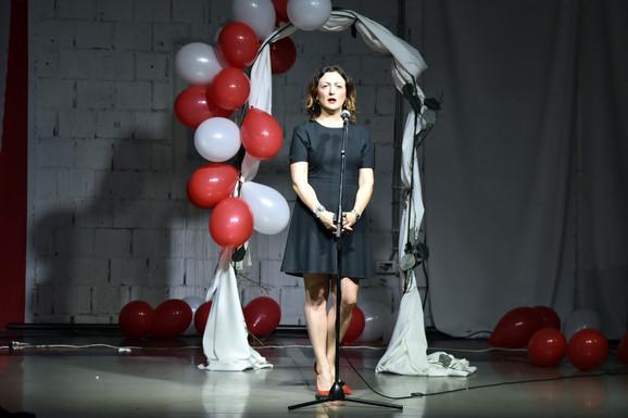 Marija Pavlović, predsednica udruženja