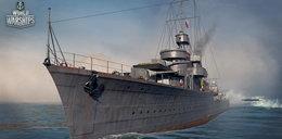Ten polski okręt rozegrał już 500 tys. bitew!