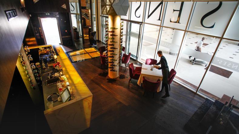Nie Gonimy Za Moda Tylko Za Smakiem Druga Polska Restauracja Z
