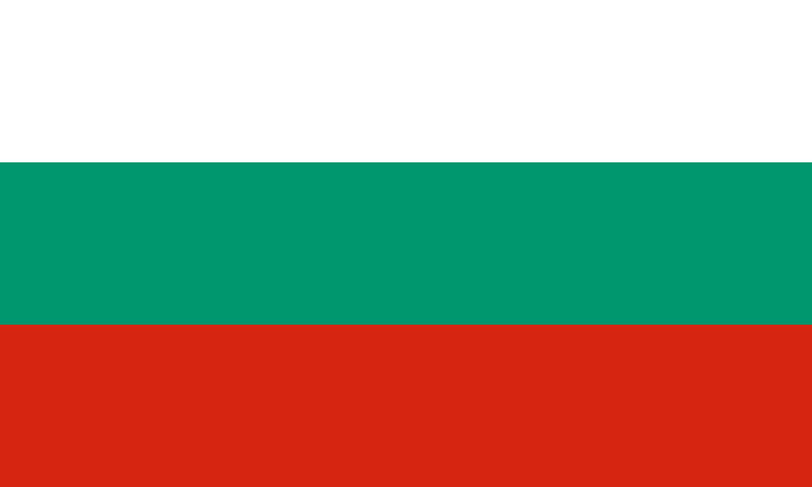 bugarska zastava