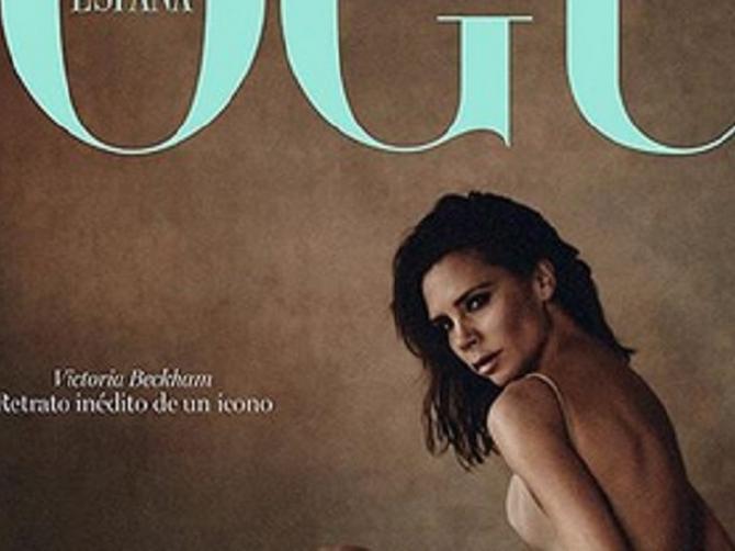"""Ceo svet danas bruji o """"GOLOJ"""" naslovnici Viktorije Bekam: Svu pažnju ponovo krade njena PREMRŠAVA FIGURA"""